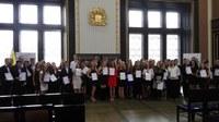 Bronzová a stříbrná ceremonie DofE v Praze