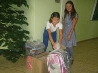 Úspěšná sbírka pro syrské děti