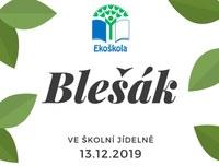 Blešák 2019