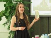Přednáška o plýtvání potravinami