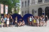 Mezinárodní výměnný pobyt našich žáků v Celje ve Slovinsku