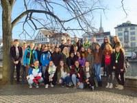 Mezinárodní výměnný pobyt našich žáků ve Švýcarsku - Sekundarschule Andelfingen (3. - 12. 11.)