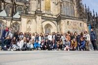 Mezinárodní výměnný pobyt studentů ze Slovinska (23. - 27. 4.)