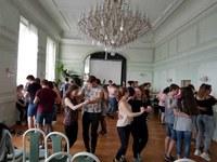 Mezinárodní výměnný pobyt studentů ze Slovinska