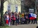Mezinárodní výměnný pobyt švýcarských studentů ze Sekundarschule Andelfingen 2
