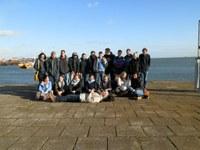 Výměnný pobyt našich žáků v Holadsku