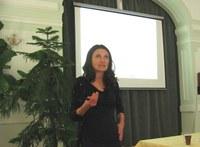 Přednáška Mgr. Margit Slimákové, Ph.D.