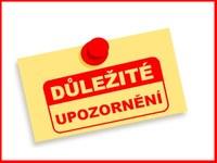 Informace pro zákonné zástupce  - zájezd do Mnichova