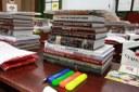 knihy pro účastníky