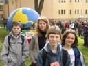 Naši studenti na GLOBE Games 9