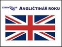 Logo Angličtinář roku