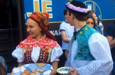 Slovinci v Česku - výměnný pobyt