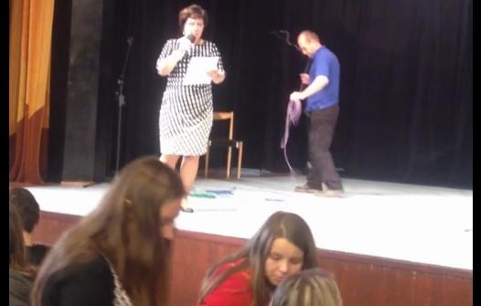 Veletrh vzdělávání Hodonín 2014 - video 2