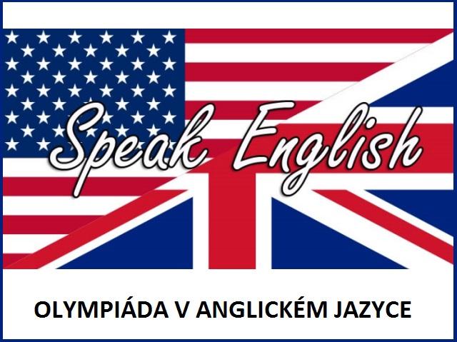 Olympiáda v anglickém jazyce - celostátní kolo