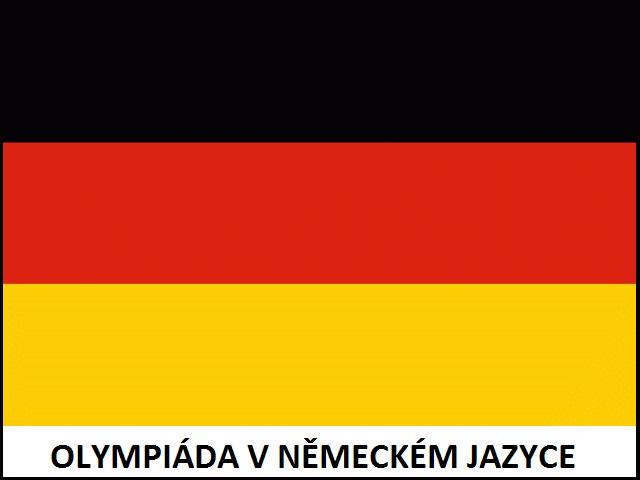 Okresní kolo olympiády v němčině