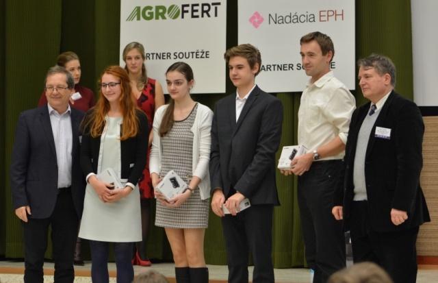 Dějepisná soutěž studentů gymnázií v Chebu