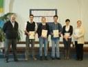 Rednerwettbewerb - 1. místo!!!
