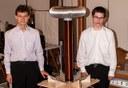 Studenti z Purkyňova gymnázia zvítězili na půdě Matematicko-fyzikální fakulty Univerzity Karlovy!