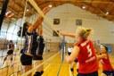 Středoškolská volejbalová liga - okresní kolo - dívky