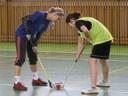 Florbalový turnaj - dívky