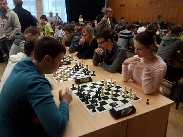 Šachový turnaj - krajský přebor