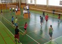 Školní turnaj ve smíšeném volejbale