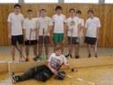 Regionální středoškolská soutěž ve florbalu