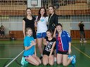 Turnaj dívek ve volejbale