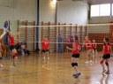 Volejbalový turnaj dívek